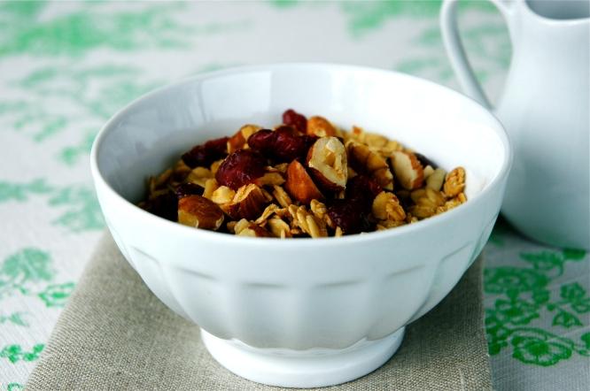 best homemade granola