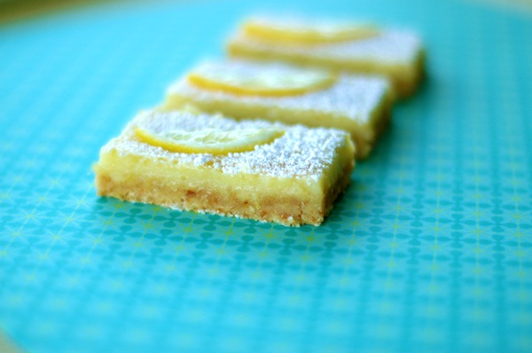 Lemon-Coconut Bars | kiss my spatula | food + photography